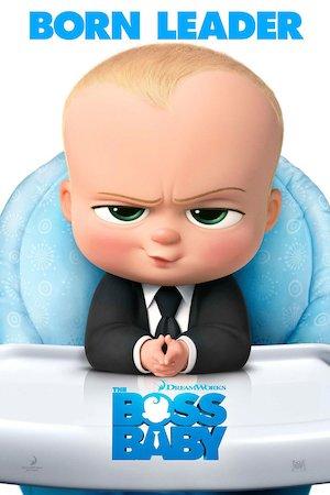 THE BOSS BABY: Cine-i Sef Acasa?