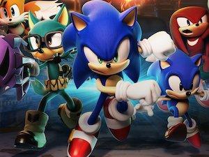Bilete la  Sonic, a sündisznó