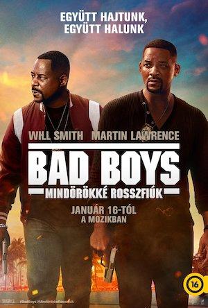 Bilete la  Bad boys - Mindorokke rossz fiuk