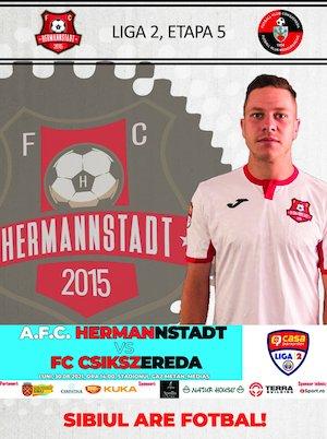 Bilete la  AFC Hermannstadt - AFK Csikszereda