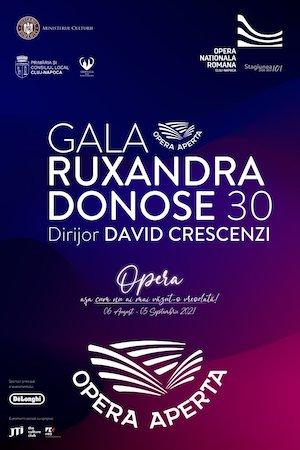 Bilete la  GALA RUXANDRA DONOSE 30