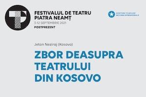 Bilete la  Zbor deasupra teatrului din Kosovo