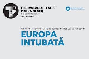Bilete la  Europa intubată