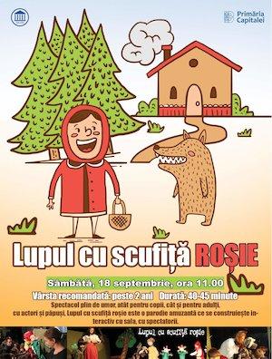 Lupul cu Scufita Rosie