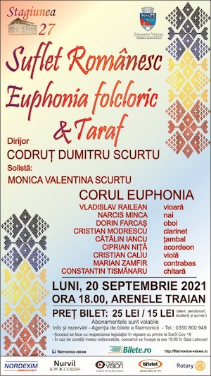 Suflet Romanesc - Euphonia Folcloric si Taraf