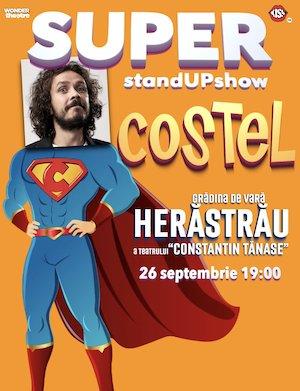 Bilete la  Super Costel - StandUp Show