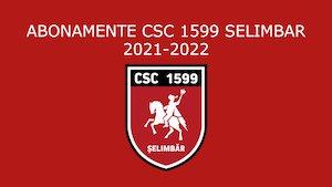 Abonamente CSC 1599 Selimbar