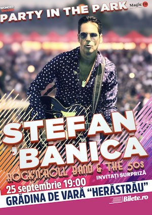 Stefan Banica - Party in The Park