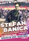 bilete Stefan Banica - Party in The Park