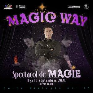 Bilete la  Magic Way