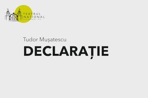Declaratie