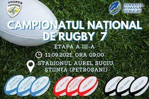 Bilete la  Campionatul National de Rugby 7