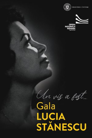 Bilete la  Gala Lucia Stănescu. Un vis a fost…