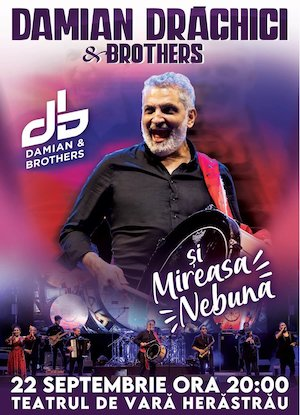Damian Draghici & Brothers - Mireasa nebuna