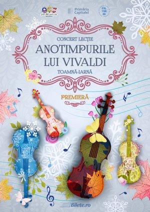 Bilete la  Anotimpurile lui Vivaldi