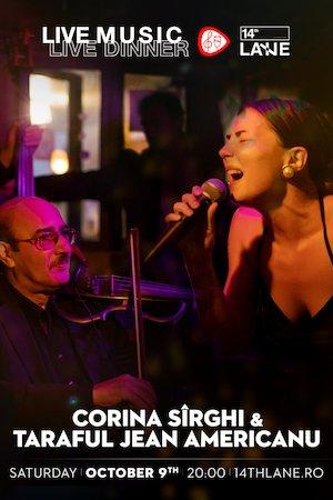 Corina Sirghi & Taraful Jean Americanu