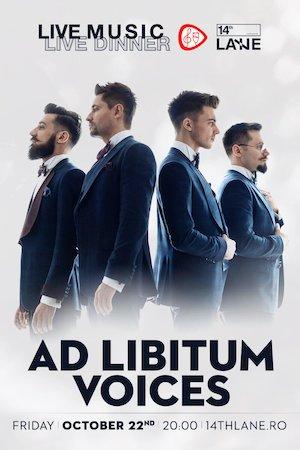 The Voices Ad Libitum