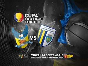 Bilete la  Cupa Romaniei - CSU Sibiu - CSM Ploiesti - Baschet