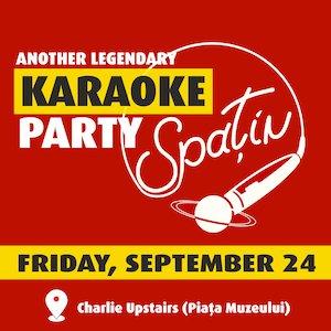 Karaoke în Spațiu