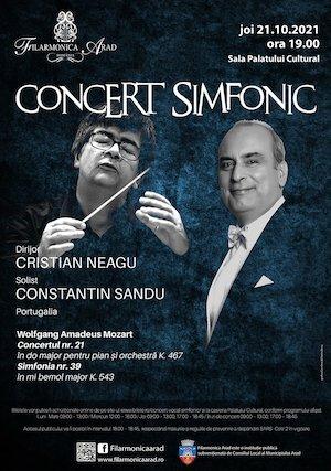 Bilete la  Concert simfonic