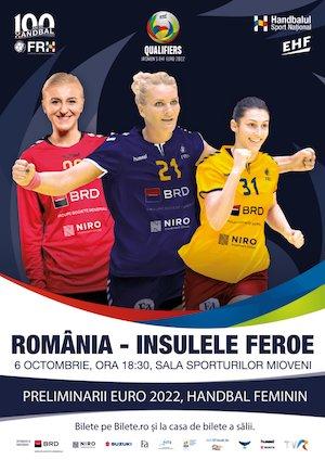 Bilete la  Romania - Insulele Feroe