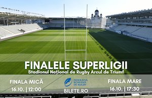Finala Mare - Rugby