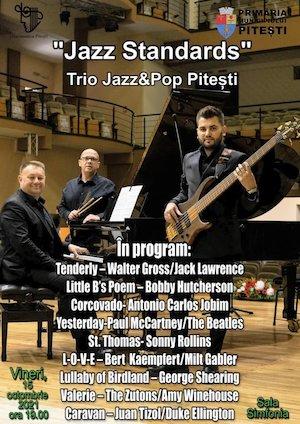 Bilete la  Jazz Standards