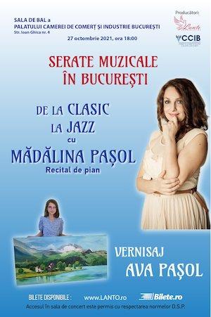 Serate Muzicale in Bucuresti