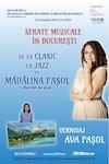 bilete Serate Muzicale in Bucuresti